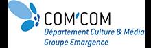 Com'Com, Département Culture et Média, Groupe Emargence